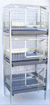 Stacking Cage Photo